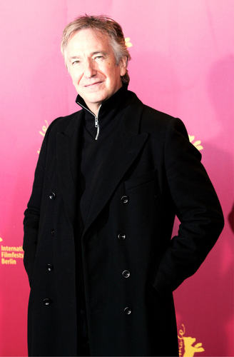 Berlinale - alan-rickman Photo