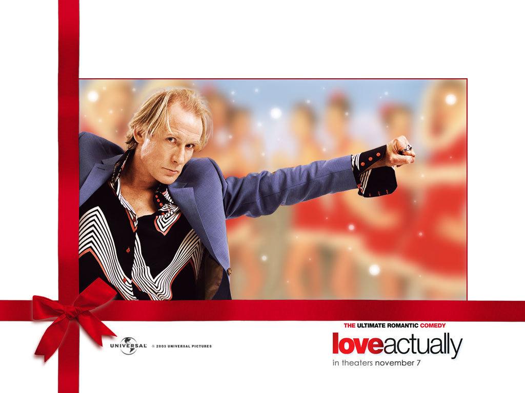 Love Actually Bill Nig...