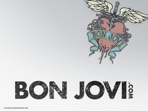 Bon Jovi wallpaper possibly with anime titled Bon Jovi