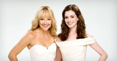 Bride Wars wallpaper probably containing a cocktail dress, a strapless, and a dinner dress titled Bride Wars