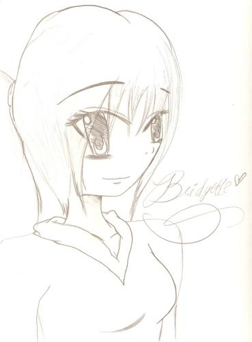 Bridgette Sketch