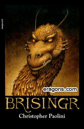 eragon fondo de pantalla probably with a triceratops called Brisingr-Spanish Book cover