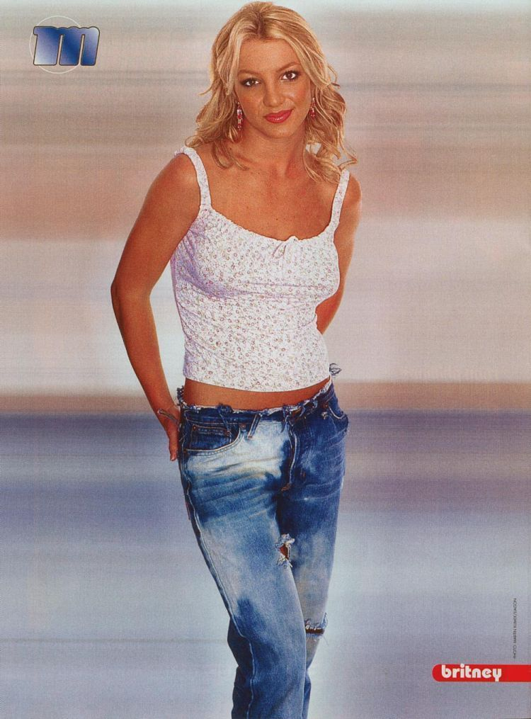 Britney spears touch of my hand xxx music video 6