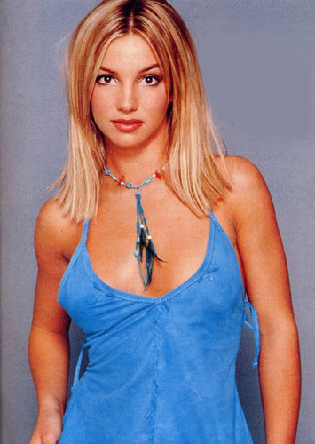 Britney Spears wallpaper possibly containing a bustier, a cocktail dress, and a chemise called Britney 2000