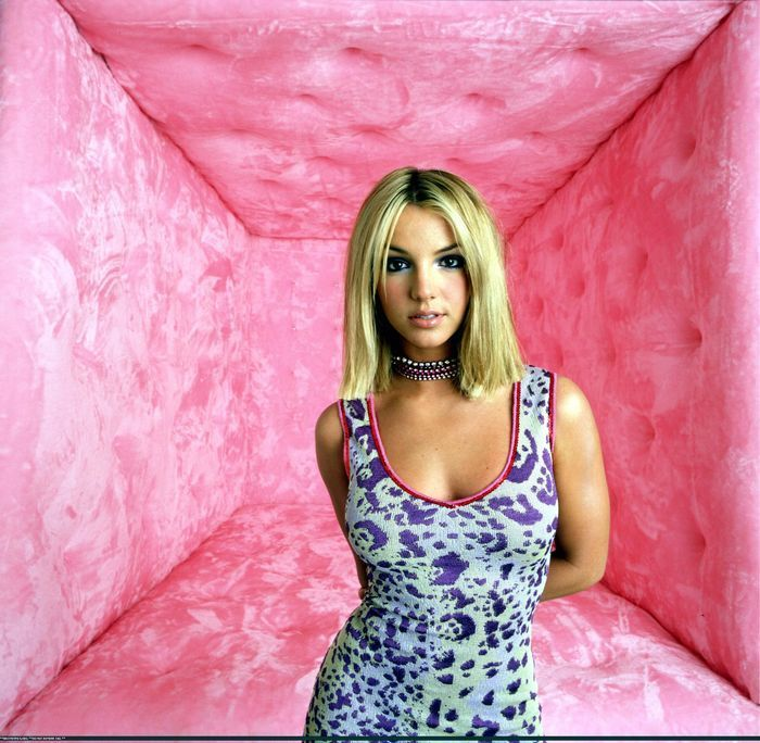 Britney spears touch of my hand xxx music video 2