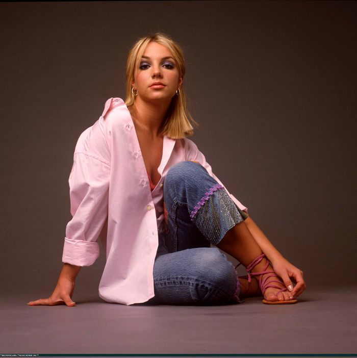 Britney spears britney 2000