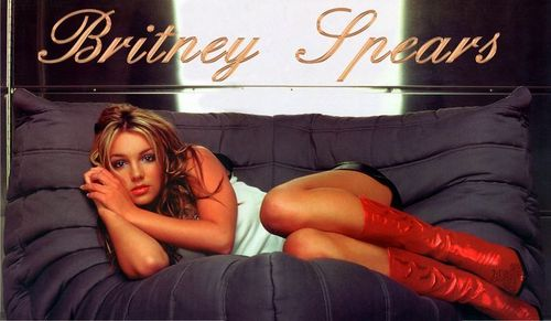 britney spears fondo de pantalla probably containing bare legs titled Britney 2000
