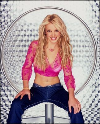 Britney Spears wallpaper probably with bare legs, hosiery, and tights entitled Britney 2001