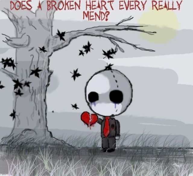 Broken Heart Quotes with Images