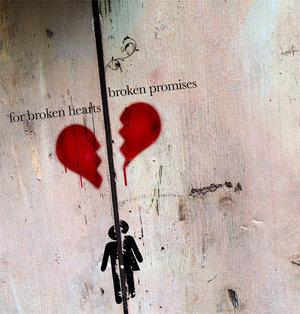 टूटे हुए दिल