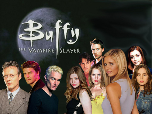 Buffy Collage