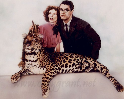 "Cary and his ""CAT"""