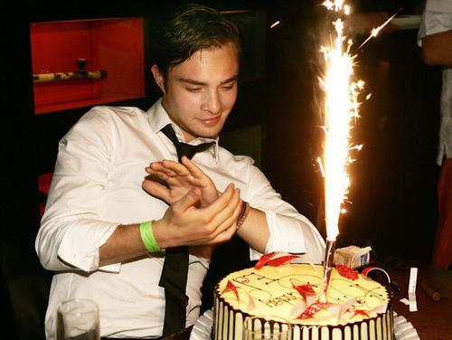 Celebrating His 21st Birthday at TAO