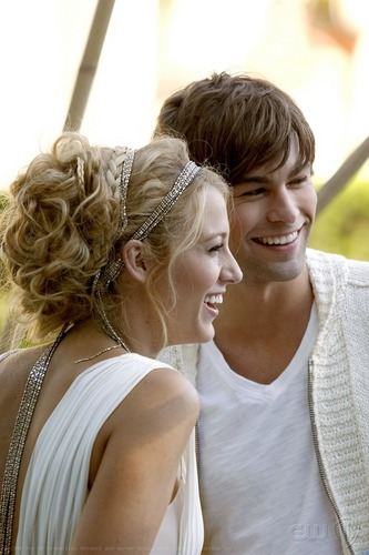 Chace/Blake Behind The Scenes <333