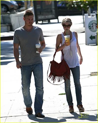 Chad Michael Murray & Kenzie Dalton: Koi Couple
