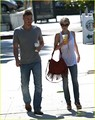 Chad Michael Murray &amp; Kenzie Dalton: Koi Couple - one-tree-hill photo
