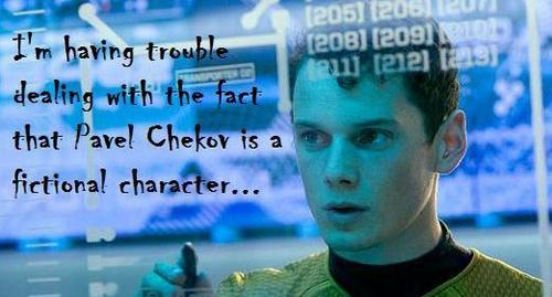 Chekov - Fictional Character