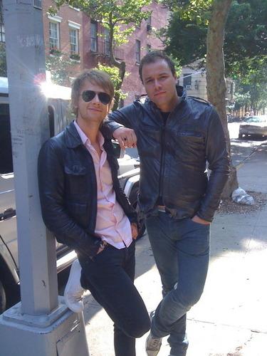 Chris & Dom in NY