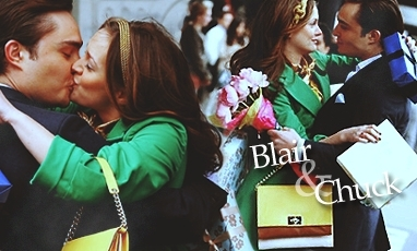 Chuck & Blair Finale