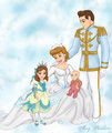 Cinderella and Prince Charming - disney-couples fan art