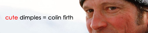 Colin Firth banner