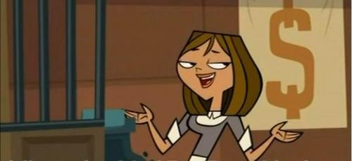 Total Drama Island & Action wallpaper probably containing anime called Courtney Pics