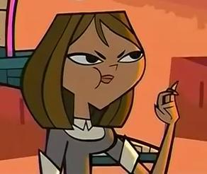 Total Drama Island & Action wallpaper with anime titled Courtney Pics
