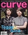 Curve Magazine - tegan-and-sara photo