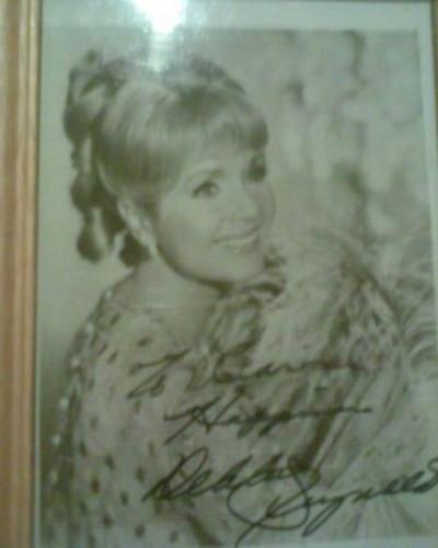Debbie Reynolds: My own special picha
