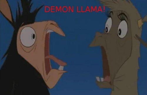 Demon lama