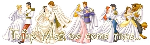 Princesses and their partners,Banner