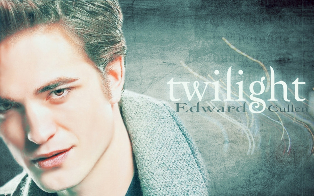 Edward Culen: Wallpapers - Edward Cullen 1280x800