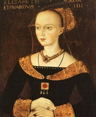 Elizabeth Woodville, Queen Consort of Edward IV of England