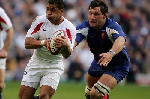 England v France - 11 Mar 2007