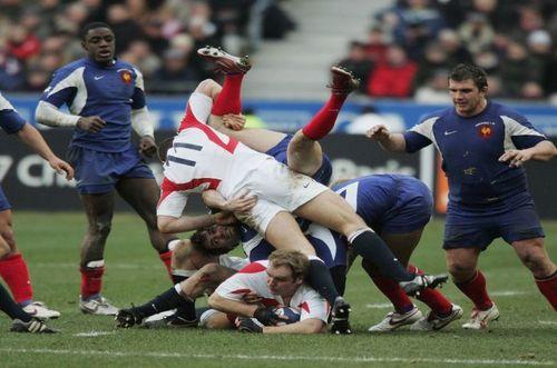 England v France - 12th Mar 2006
