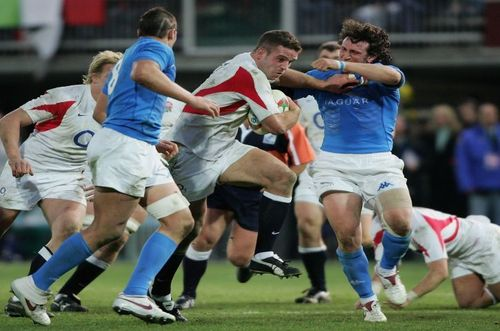 England v Italy - 11th Feb 2006