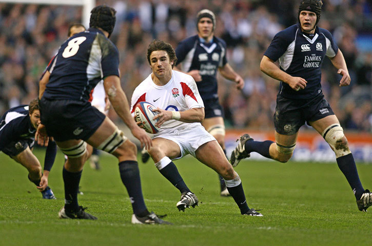 England Rugby Union Images V Scotland