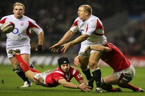 England v Wales - 4th Feb 2006