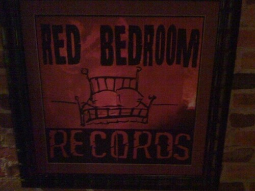 Even sans Peyton, Red Bedroom Records lives on...or does it??? Tune in 9/14 to find out!!!