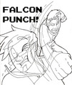 FALCON PUNCH!! - total-drama-island fan art