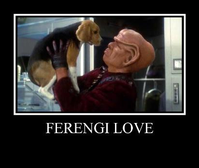 Ferengi amor