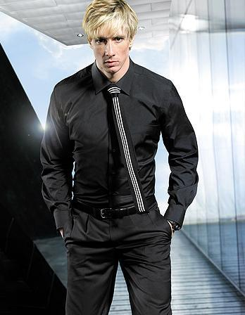 Fernando Torres 壁紙 with a business suit, a well dressed person, and a suit titled Fernando Torres