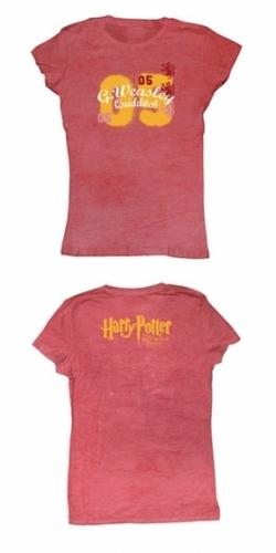 Ginny Quidditch T-Shirt