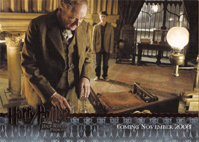Harry Potter and the Half-Blood Prince Trading Card