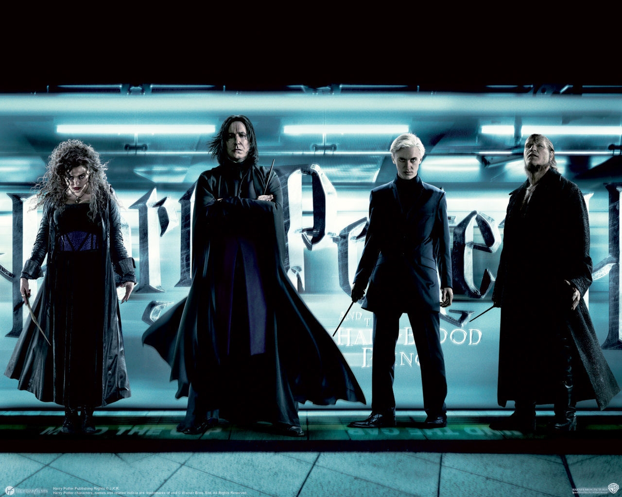 Harry Potter and the Half-Blood Prince Wallpapers 5
