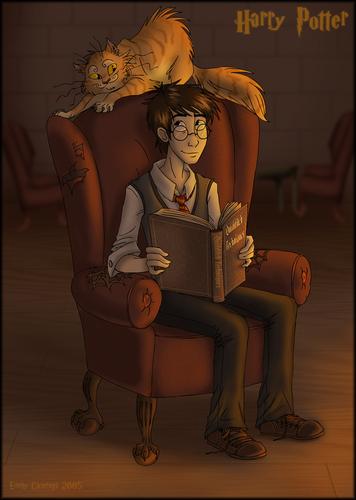 animé Harry Potter