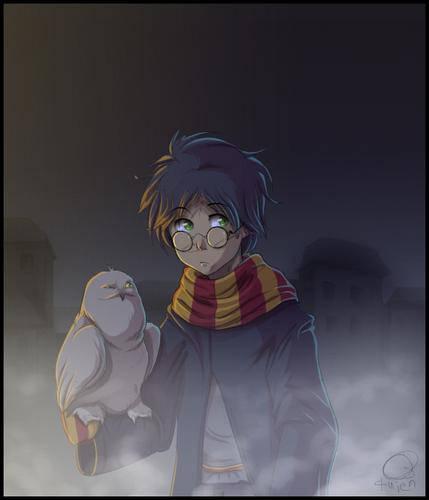 Harry Potter anime