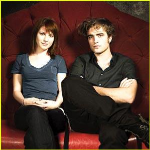 Hayley & Rob Pattinson