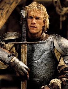 Heath Ledger as William