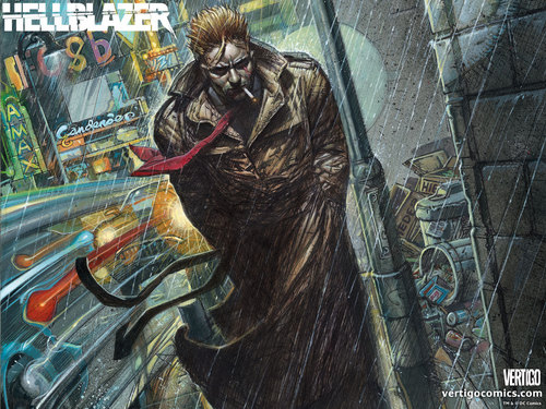 HellBlazer #256